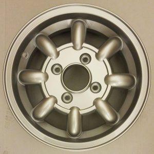 "Kit 4 Cerchi Mini Rover 12 """