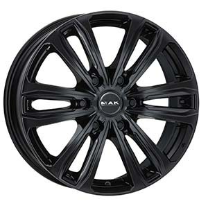 CERCHI IN LEGA MAK SAFARI 6 8,5X20 ET20 GLOSS BLACK